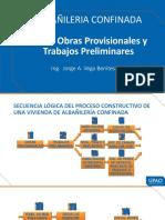 Clase 02 Obras Provisionales y Trabajos Preliminares