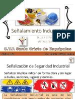 Señalamiento Industrial