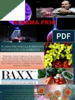 PLASMA FRIO