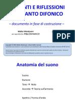Mantovani, Walter - Appunti e Riflessioni sul Canto Difonico