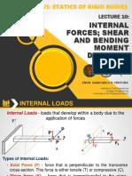 ES 11 Lec 10 Internal Forces_ Shear and Bending Moment Diagram I.pdf