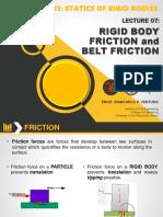 ES 11 Lec 07 Rigid Body Friction and Belt Friction.pdf