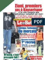LE BUTEUR PDF du 15/01/2011