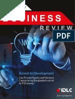 IDLC Business Review Jan'20