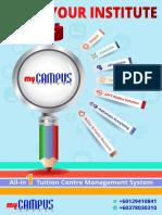 Tuition-Centre-Management-System-myCampusSquare-Brochure