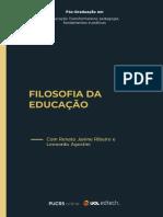 Filosofia+da+Educação_+Livro+da+Disciplina