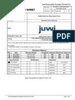 7.08 Lightning Risk Assessment Study and LP Design RC -PV plant