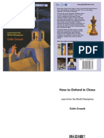 How to Defend in Chess by Colin Crouch.pdf
