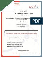 Conception Realisation Application Audit