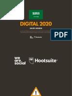 Mission235 - Digital & Social Scene - KSA 2020