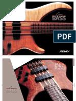 Peavey Cirrus  Bass Brochure