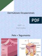 PDPT 4 - Dermatoses Ocupacionais[1]