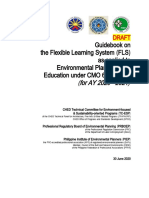 20je23_draft-GUIDEBK of Target Best Practices & Recoms on Flexible Learning System (FLS) for Environmental Planning (EP)