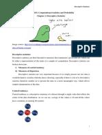2. Descriptive Statistics Modified