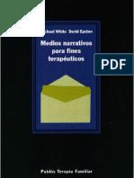 Medios Narrativos Para Fines Terapeuticos