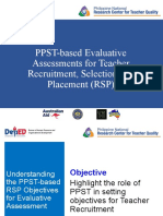 PPST-based Evaluative Assessment for RSP.pptx