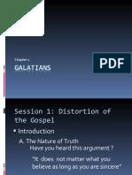 GALATIANS-1