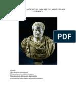 Il Mondo Degli Antichi e La Concezioni Aristotelico - Tolemaica