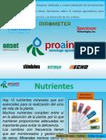 5. Jornada de Actualizacion Tecnica-Comercial Agricola