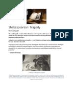 Shakespearean Tragedy (1)