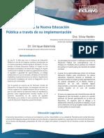 EduInclusiva, Cómo acabar con la nueva educación pública