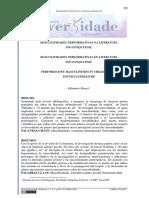 RDE 17 Literatura