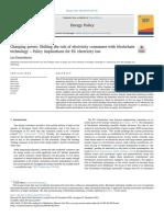 Shiftingtheroleofelectricityconsumerswithblockchaintechnology–PolicyimplicationsforEUelectricitylaw.pdf