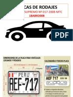 PLACAS DE RODAJES_transporte_Capacitacion_2020
