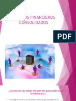 ESTADOS FINANCIEROS CONSOLIDADOS - DIAPOSITIVAS