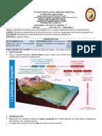UC N°5 CS G7° TIPOS DE RELIEVE