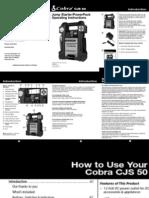 DX6i Manual En   Aileron   Battery Charger