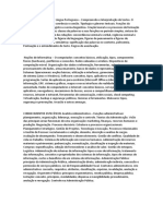 Assuntos a Estudar Concurso CRF-MA