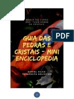 Guia das Pedras e Cristais - Mini Enciclopedia. (1)