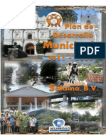 29A Plan de Desarrollo Municipal
