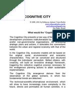 Cognitive City 2011