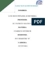 COMERCIO EXTERIOR 1