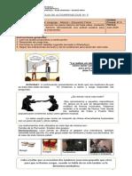 5°, 6º, 7° y 8° Básico guía integrada Artes Visuales, Educación Física y Lenguaje.