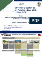 U02 - Contratos Petroleros