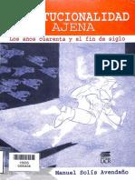 La institucionalidad ajena - Manuel Solís.pdf