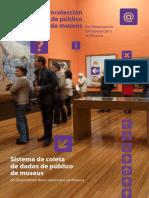 Sistema de recolección de datos de público de museos