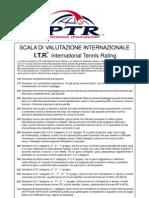 PTR Scala Valutazione ITA