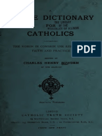 Bowden_Simple Dictionary for Catholics_1903