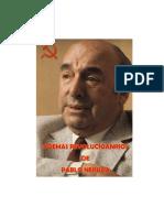 Poemas Revolucionarios de Pablo Neruda