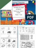 suely 1º ano Língua Portuguesa022222