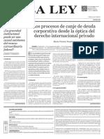 La Ley Diario 3-7-20