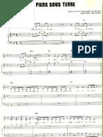 Mozart l'opéra Rock - Six Pieds Sous Terre