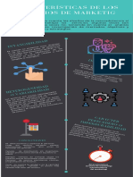 caracteristicas  Teal Black Icons Process Infographic (5)