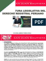 C.- TERCERA SEMANA - ESTRUCTURA NOITARIAL PERUANO
