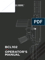 BCL 102 Manual