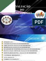 AVALIAÇÃO DO DESEMPENHO  RH